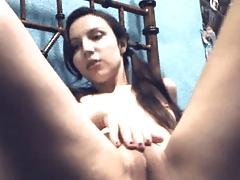 Super Hot Swedish Girl Fingering Herself