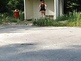 short film short skirt without panties1