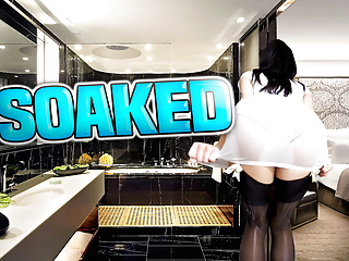 StockingsVR - Soaked and See Through Lola Ver