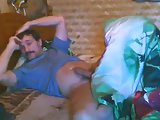 Str8 daddy bedroom wank on cam