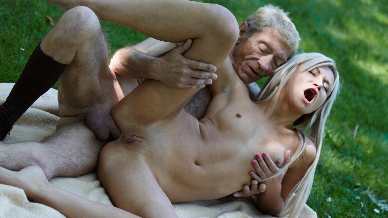 Teen And Old Man Sex 18