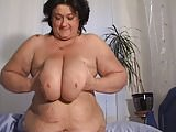 Monster Huge Big Hanging Mature BBW Tits 2