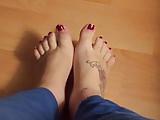 Friend Foot Tease 5