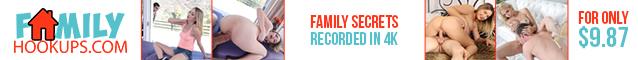 Shocking secrets in family recorded in 4K