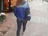 Teen street ass