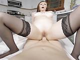 Hot Brunette Loves It In Her Ass!