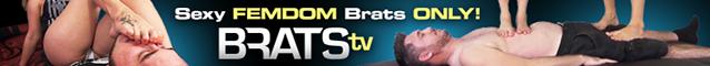 Brats.TV Exclusive Foot Domination Videos
