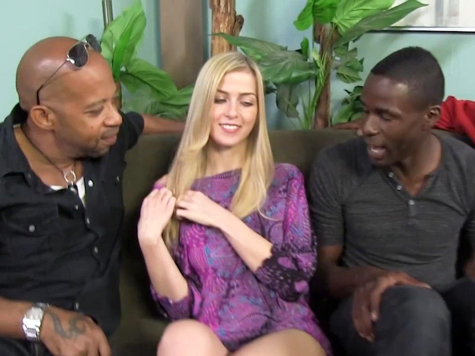 Abigaile johnson gets gangbanged by black cocks 7