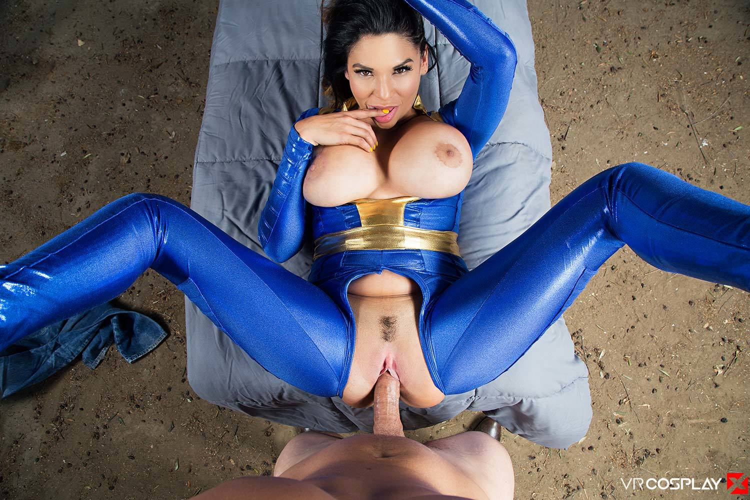 Vrcosplayx missy martinez fucks you in fallout xxx parody 5