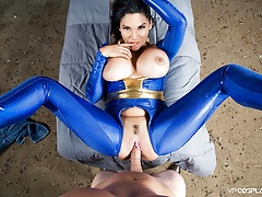 VRCosplayX Missy Martinez Fucks You In Fallout XXX Parody