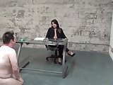 Asian  Goddess  Ballkicking