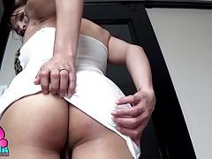 TS Filipina Busty Brunette Asian Shemale