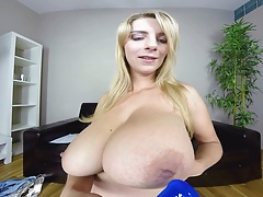 Big breasted Katarina