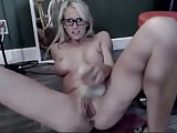 Webcam Blonde Milf Dildo Mastu