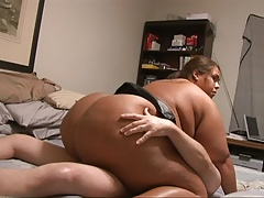 Incredible Anal Big Butt BBW Latina MILF