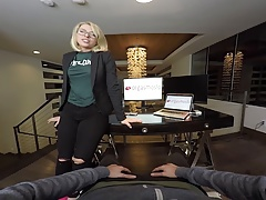 Silicon Valley Sex Party by Naughty America VR