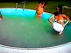 candy cam at pool 41