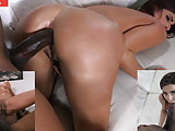 Sexy Milf Helena takes Dredd's huge cock upper ASS