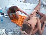 BeachHunters Hot Video