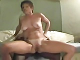 Husband set up studio in living room for BBC to fuck wife