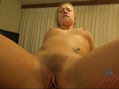 Bailey Brooke Has Her Sweet Pussy Filled with Cum