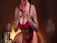 Christy Mack Private Lap Dance Exclusive