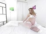 SexlikeReal-Sweet Pregnant Teen 180VR 60 FPS Viktoria Daniel