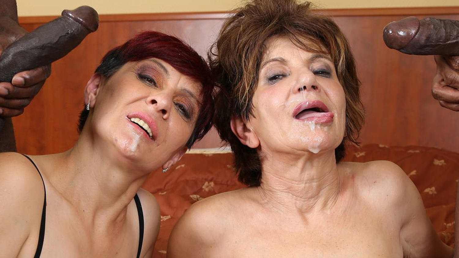 Vieja con Sex woman old very horny