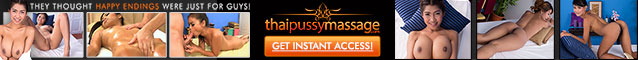 Only HAPPY ENDINGS at the original Thai Pussy Massage