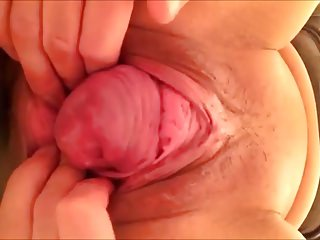 Japanese slut sexy cunt prolapse :)