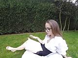 VirtualRealPorn.com - Nerd girl
