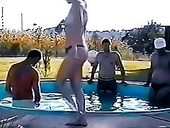 candy cam at pool 24