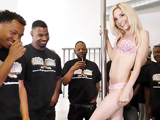 Petite Piper Perri Gets Brutally Face Fucked by BBCs