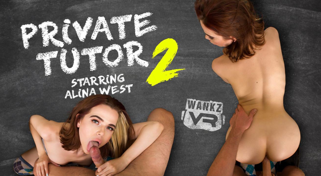 Wankzvr private tutor 2 ft alina west