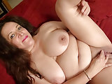 American BBW milf Nicolette&#0