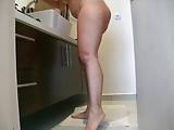mom spyed nude