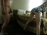 Horny woman cocksucks and fucks for facial