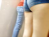 Ass Short Shorts Sexy (Spy)