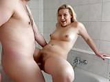 Mydirtyhobby - Golden shower for this blonde teen!
