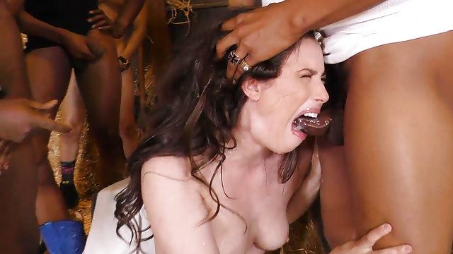 порно оргии глубокий минет