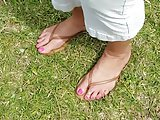 2nd video of my wifes feet!!