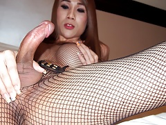 Thai Ladyboy With Eager Sex Drive
