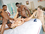 Olivia Austin Interracial Threesome – Cuckold Sessions