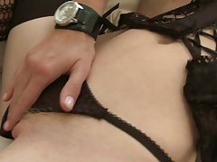 Adventurous sluts are getting ready to fuck and suck each other's pussy