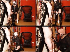 Tied And Milked At The Cross PREVIEW