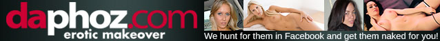 We hunt for them in Facebook and get them naked for you
