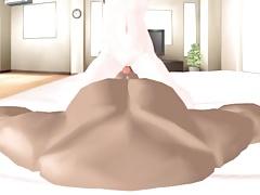 VR 360 - 4K - Kizuna Ai Rider