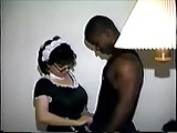 Orgy between vintage interracial