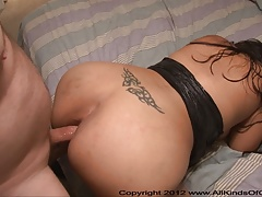 Mature Big Butt Mexican Housewife Gets Butt Fucked BBW MILF