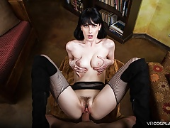 VRCosplayX Superhero Zatanna Taking Huge Cock VRporn Parody